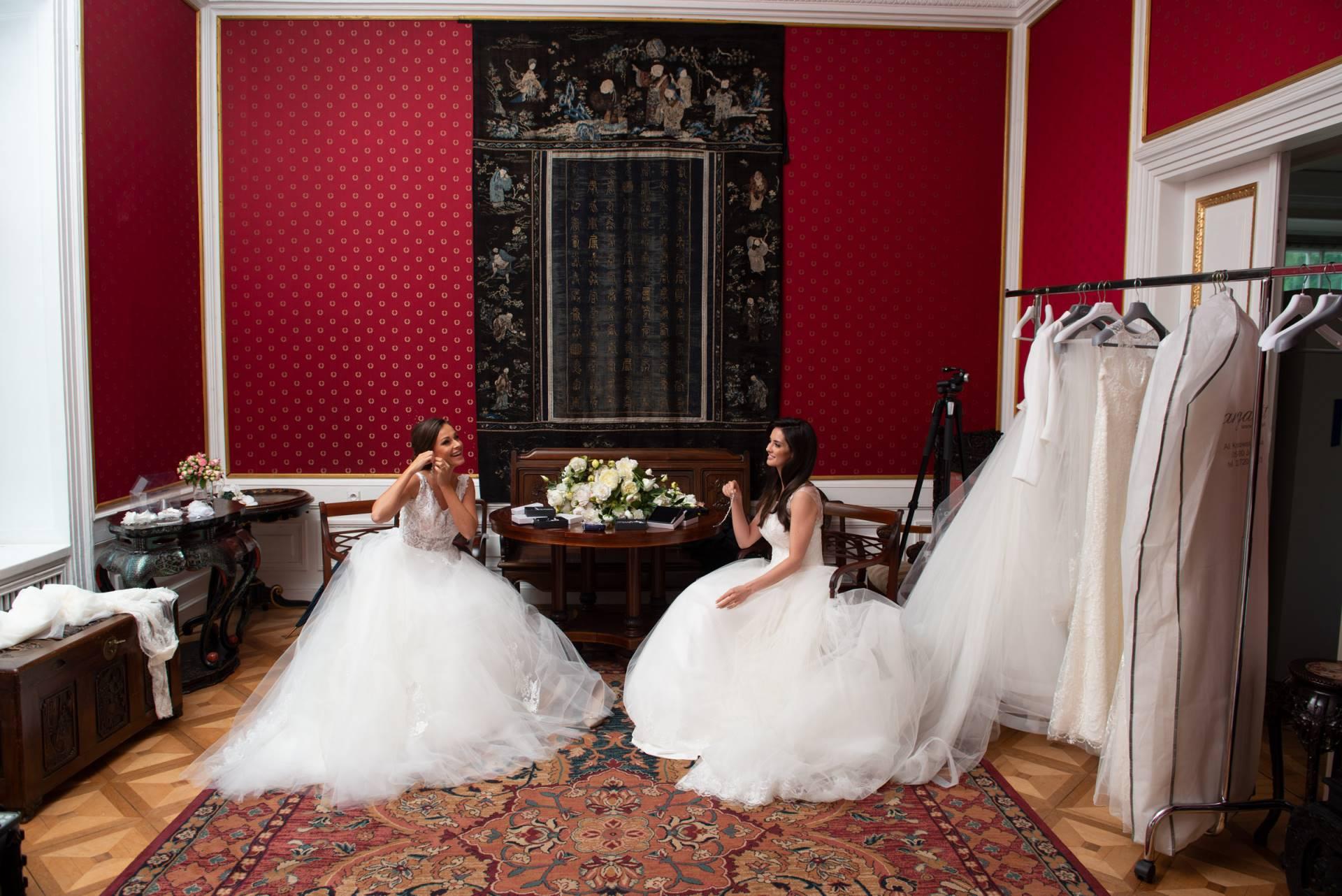 Polecany salon sukni ślubnych w Warszawie